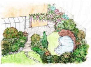 Logo Jak navrhnout zahradu pro relaxaci?
