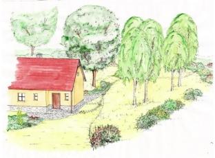 Logo Zahrada kolem chaty