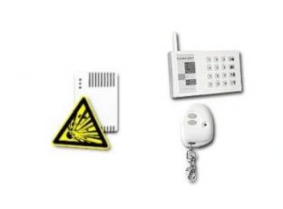 Logo S Alerte je vbezpečí nejen váš majetek