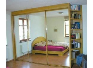 Bydlení se neobejde bez vestavěné skříně