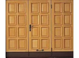 Vyměňte stará garážová vrata za nová, sekční či výklopná