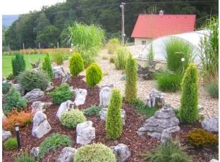 Návrhy a realizace zahrady od profesionála