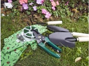 Kvalitní nářadí usnadní práci na zahradě