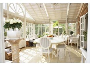 Jak postavit funkční zimní zahradu