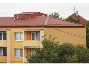 Nejlepší renovací ploché střechy je konstrukce šikmé