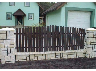 Logo Plastové plotové profily vydrží věky