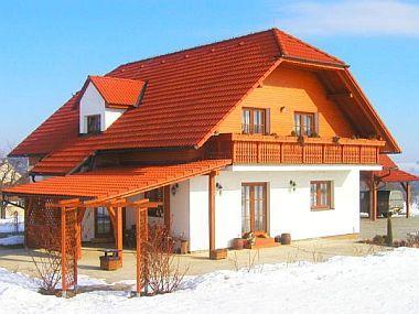 Dřevěná EUROOKNA pro větší luxus bydlení