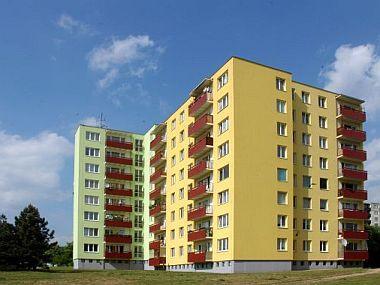 Logo Dotace naobnovu panelových domů končí