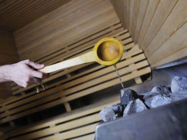 Logo Dopřejte si domácí saunu