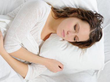 Logo Teprve zdravé spaní dodá sílu