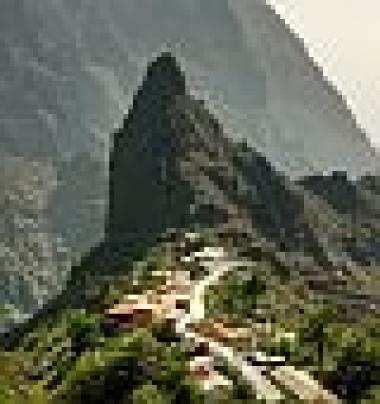 Logo Masca -nejhezčí trek naostrově Tenerife