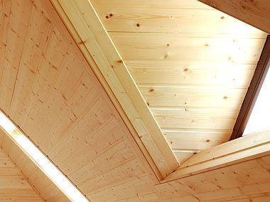 Obložte si interiér dřevem