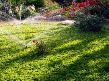 Logo Plán zavlažování zahrady