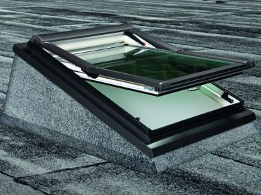 Prosvětlete plochou střechu