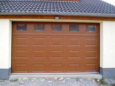 Logo Proč zvolit sekční garážová vrata