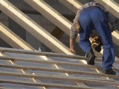 Jak se stavi strecha