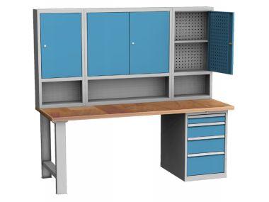 Účelný i moderní dílenský nábytek