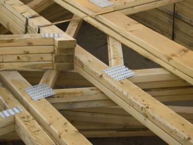 Jak se suší a chrání dřevo?