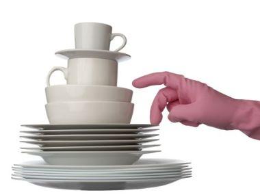 Jak vyčistit porcelán (keramiku)