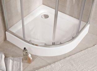 Nové sprchové kouty nabízí prostor