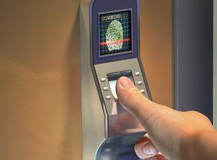 Logo Otevíráme vchodové dveře biometricky