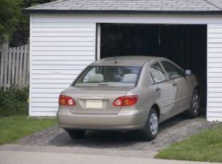 Logo Kam ajak umístit garáž