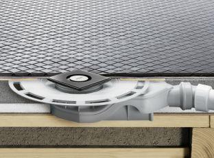 Odvodňujte v úrovni podlahy