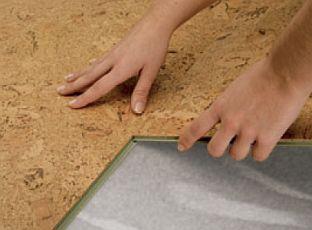 Plovoucí podlahy zosvědčených materiálů