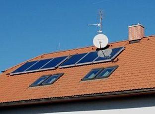 Logo Novinky vsortimentu slunečních kolektorů