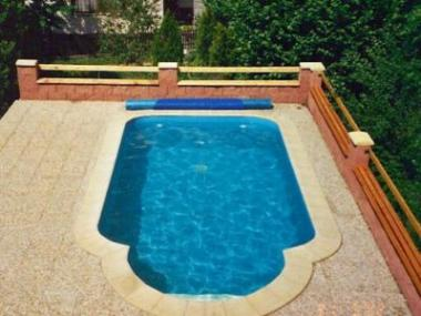 Pro hydroizolaci bazénů je ideální PVC