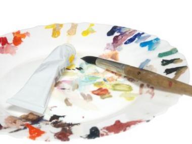 Logo Jak opravit malovaný porcelán