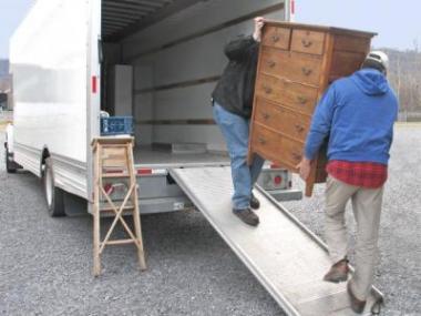 Logo Praktické tipy pro stěhování