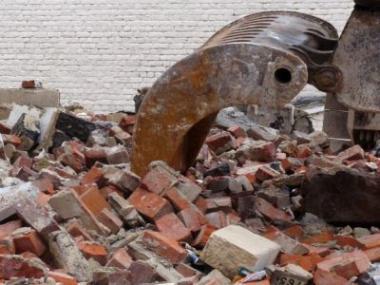 Logo Co se stavebním odpadem?