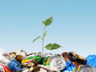 Logo Proč recyklujeme domovní (komunální) odpad?