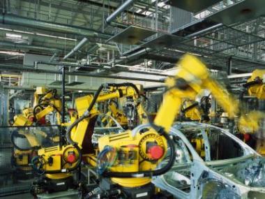 Logo Co je technické zázemí průmyslových staveb