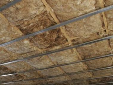 Jak zateplit strop