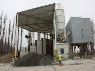 Logo CEMEX otevírá novou betonárnu vLysé nad Labem