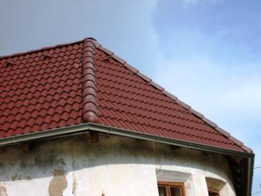 Logo Nová střecha –nová tvář domu