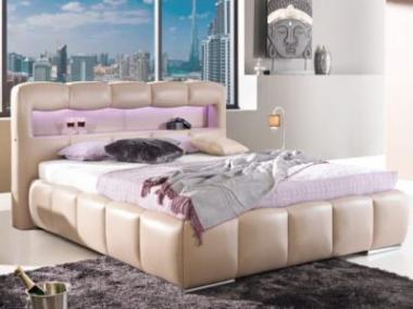 Logo Čalouněnou nebo dřevěnou postel?