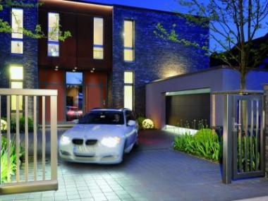 Pohon SupraMatic 3 pro garážová vrata umí šetřit energii