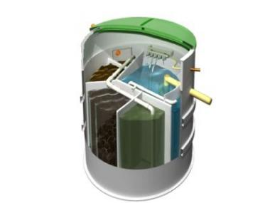 Logo Proč mít domovní čistírnu odpadních vod