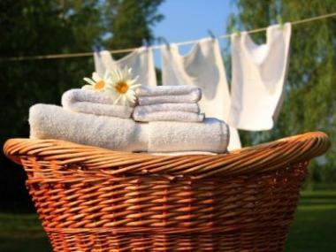 Logo Využijte služeb prádelny amandlu