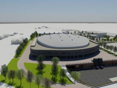 V Třinci začala stavba nové víceúčelové haly