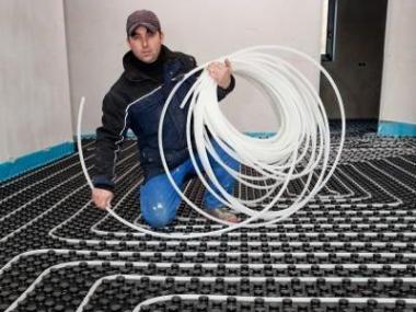 Už znáte výhody podlahového vytápění?