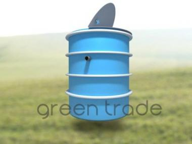 Logo Domovní čistírna ušetří naspotřebě vody