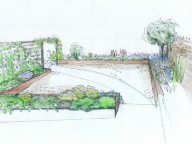 Logo Nechte si vzimě vyprojektovat zahradu