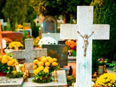 Hřbitovní architektura vyjadřuje úctu k mrtvým