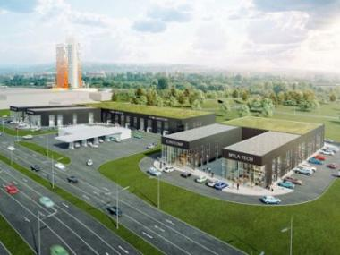 H-Park nabídne kvalitní komerční prostory