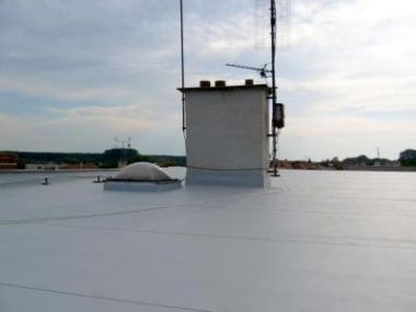Logo Jak účinně izolovat ploché střechy aterasy