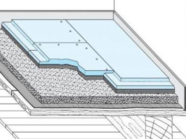 Suché podlahy BRIO pro rychlou pokládku